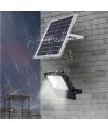 Kit Full Iluminación Solar Reflector Led 100w