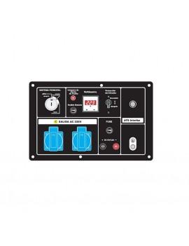 Generador Diesel ATS 5 KVA 220V Insonorizado