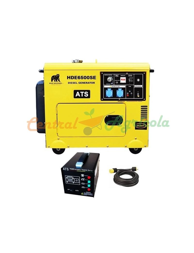 Motocultivador Gasolina 6.5 HP 4T Aro 8